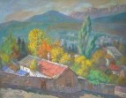 Ялта. Вид с Поликуровского холма