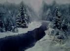 Зимняя тишина