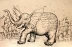 зимний слон