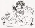 А. С. Пушкин и Наталия Гончарова