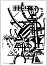 Графическая импровизация, Graphic improvisation, 2004