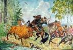 Охота Владимира Мономаха на тура