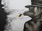 Чумной доктор /  Alex Ustinoff