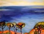 Восход на Тирренском море(Sunrise on the Tyrrhenian Sea)