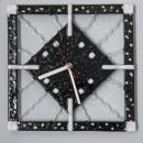 Часы настенные Паутинка