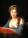 Портрет графини Екатерины Скавронской