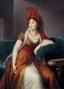 Портрет княгини Анны Александровны Голицыной