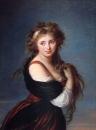 Портрет маркизы Габриэллы Ролан