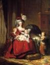 Мария Антуанетта и ее дети