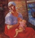 Мать. 1915