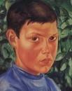 Портрет мальчика. 1913