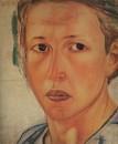 Портрет Н.Грековой (Казачка). 1912