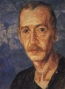 Портрет С.Д.Мстиславского. 1929