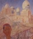 Шах-и-Зинда. Самарканд. 1921