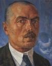 Автопортрет. 1926-1927