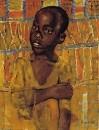 Африканский мальчик. 1907
