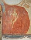 Собор Рождества Богородицы. Разрез по западному поперечному нефу. Вид на запад. Геенна огненная. Стр