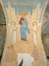 Собор Рождества Богородицы. Разрез по западному поперечному нефу. Вид на восток. «Пение всякое побеж
