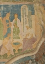 Собор Рождества Богородицы. Западный фасад. Купание Марии