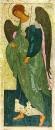 Архангел Гавриил. Из деисусного чина Ферапонтова монастыря. 1502. Государственная Третьяковская гале