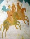 Путешествие волхвов. Собор Рождества Богородицы Ферапонтова монастыря