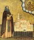 Иосиф Волоцкий. Иосифо-Волоколамский монастырь. Успенский собор
