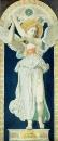 1842 Святой Архангел Михаил (210 х 92 см) (Париж, Лувр)