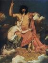 1812, Зевс и Фетида (327 х 260 см) (Экс-ан-Прованс, музей Гране)