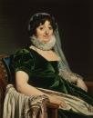 1812, Портрет контессы Турнон (92.4 х 73.2 см) (Филадельфия, Музей искусства)
