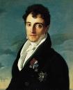 1805-1806, Барон Иосиф-Пьер Vialetes de Mortarieu (61.2 х 50.2 см) (Пасадена, музей Нортона-Саймона)