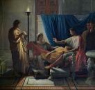 1812. Вергилий, читающий Энеиду (Тулуза, Музей августинцев)