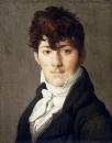 1806. Портрет молодого человека (46 х 37 см) (Париж, Лувр)
