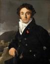 1811. Портрет Шарля Кордье (90 х 65 см) (Париж, Лувр)