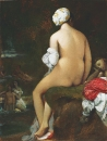 1826 Малая купальщица (128.8 х 98.8 см) (Вашингтон, коллекция Филипс)