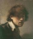Юношеский автопортрет