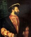 Портрет Франциска I, короля Франции