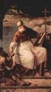 Святой Иоанн Богослов и просящий милостыню