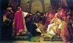 Пленение папы Пасхалия II. 1840.