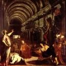 Обретение тела святого Марка