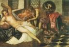 Венера, Вулкан и Марс. Около 1550. Мюнхен. Старая Пинакотека