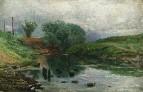 Пейзаж. 1875