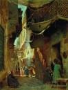 Улица в Каире. 1873