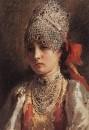 Боярышня. 1884