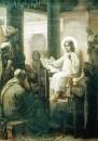 Христос среди учителей. 1860-е