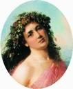 Вакханка. 1870-е