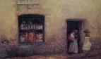 Лавка апельсинов, 1884