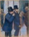 373_На фондовой бирже (1878-1879) (72.1 х 58.1) (Нью-Йорк, Метрополитен)