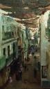 Змеиная улица в Севилье. 1883