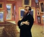 Портрет П.М.Третьякова. 1901