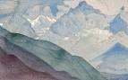 Гора Колокола. Альбомный лист